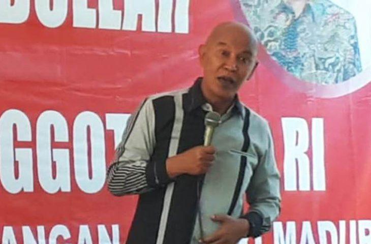 MH. Said Abdullah akan Usulkan Sebagian DD untuk Penguatan Koperasi Desa