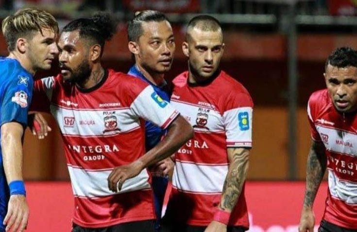 Jelang Madura vs Perseru, Fandry Imbiri Minta Suporter Dukung Langsung ke Lapangan
