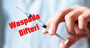 Bersama Menanggulangi Bahaya Difteri