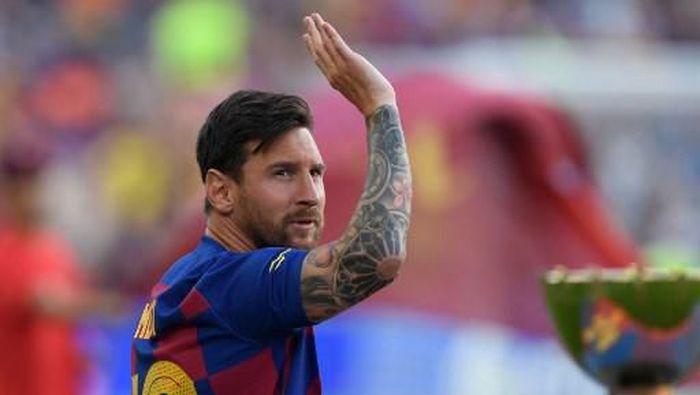Barcelona Awali LaLiga Tanpa Messi