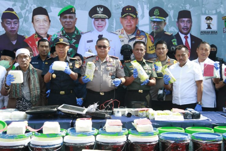 Tiga Oknum Polisi Diduga Terlibat Sindikat Narkoba Sokobanah, Ini Kata Kapolres dan Bupati Sampang