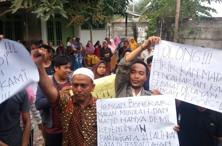 """BPN Bangkalan dan BPWS """"Merayu"""", Warga Tetap Tolak Pembebasan Lahan di Dusun Sekarbunguh"""