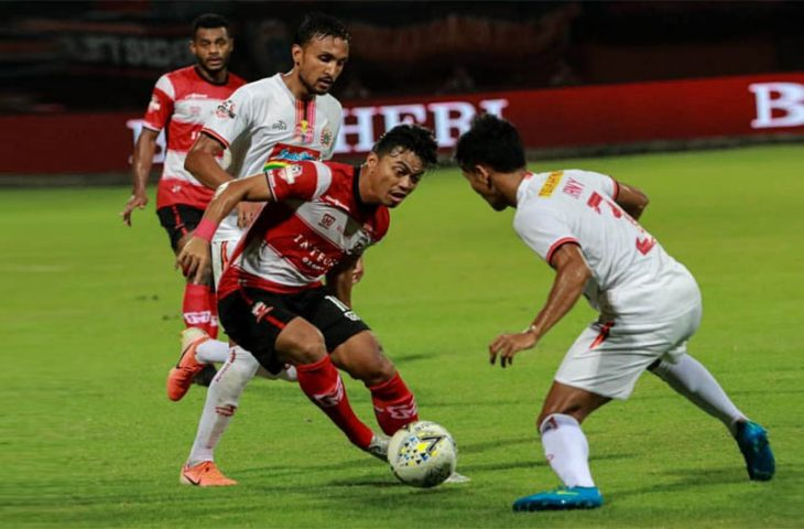 Dejan Bongkar Faktor Madura United Gagal Amankan Tiga Poin Kontra Persija