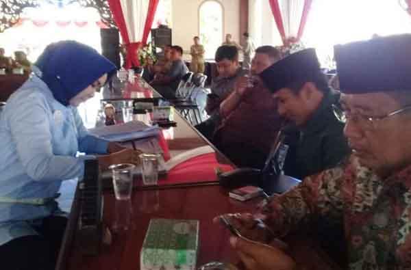 Anggota DPRD Pamekasan Gadaikan SK Setengah Miliar Lebih