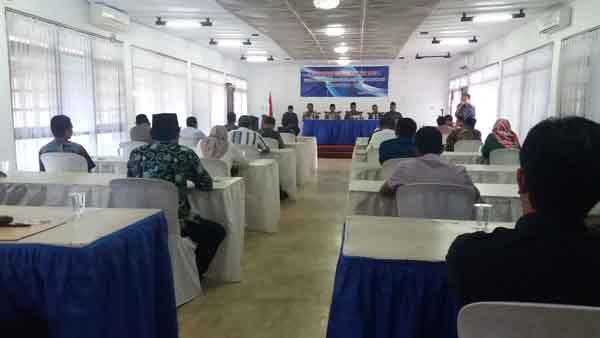 23 Calon Anggota KI di Bangkalan Ikut tes Tulis, Wabup Sebut Tahapannya Selektif