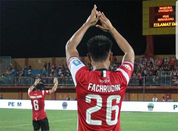 Madura United vs Kalteng Putra, Laga Pemungkas Bagi Fachruddin Aryanto