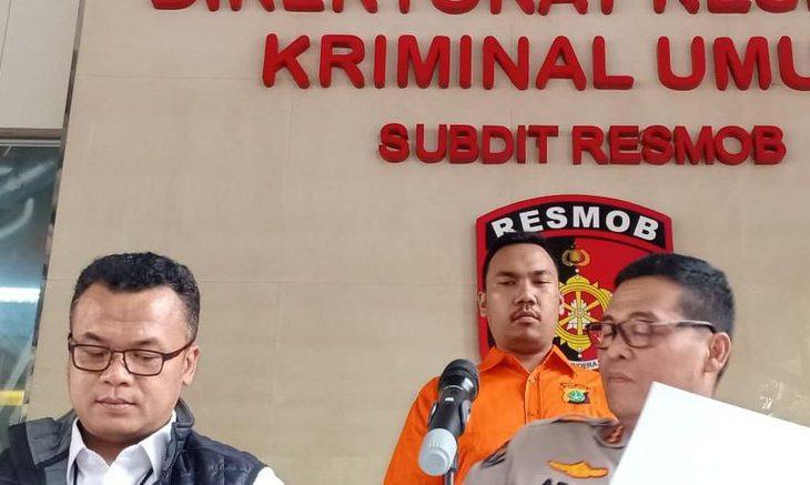 Polisi Tangkap Begal Payudara di KRL