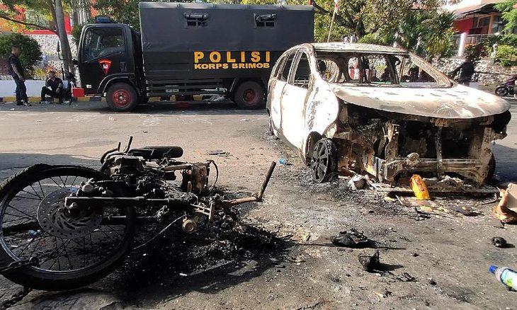 30 Orang Tersangka Kerusuhan di Jayapura sudah Ditetapkan