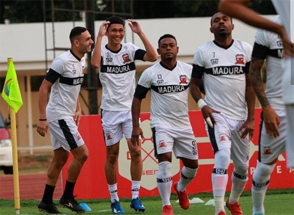 Ambisi Madura United Akhiri Puasa Kemenangan