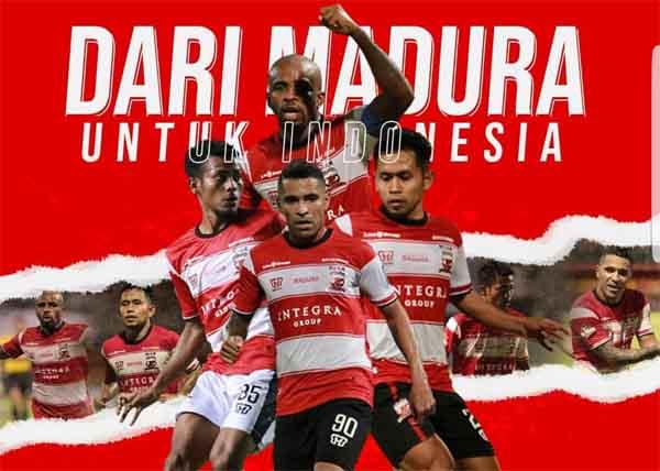 Enam Pemain Inti Madura United Dipanggil Timnas Indonesia