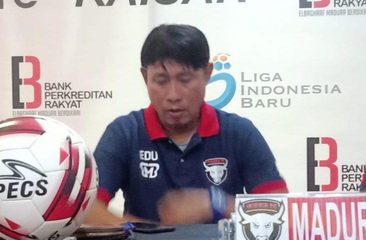 "Mengundurkan Diri, Ini ""Pencapaian"" Madura FC Selama Ditangani Eduard Tjong"