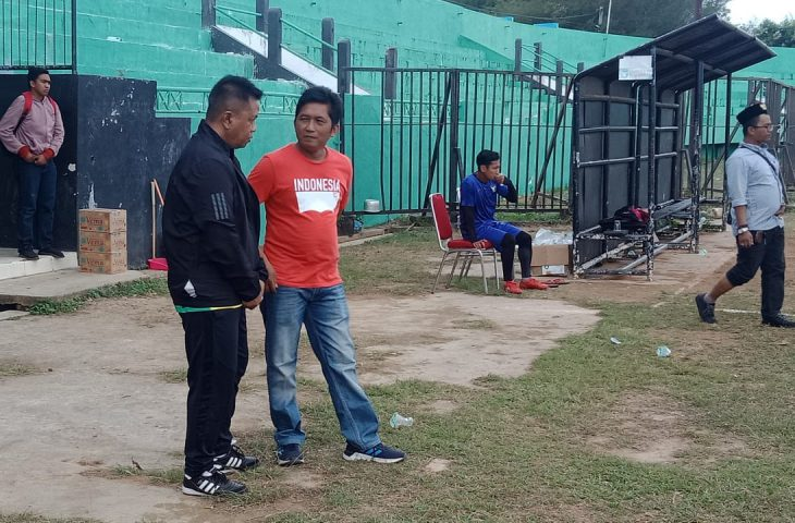 Ini Pelatih Baru Madura FC