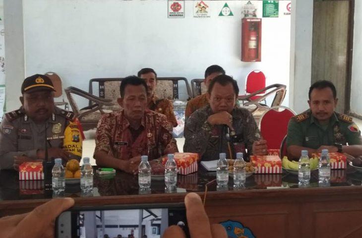 Disdag Bangkalan Janji Merelokasi Pedagang Pasar Tanah Merah, Ini Kata Persada