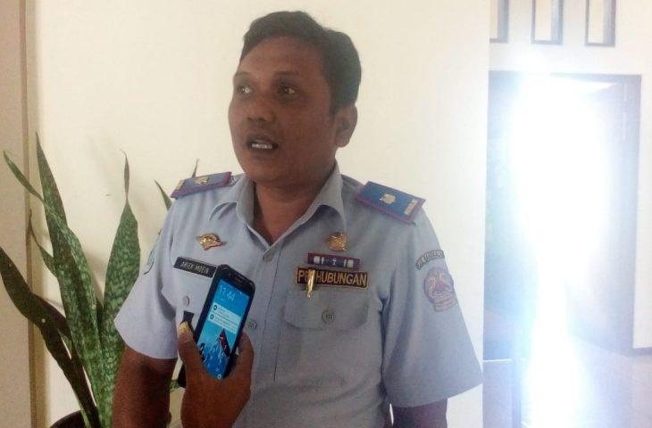 Dishub Bangkalan Cabut Izin Pengelolaan Parkir di Depan Pasar Kamal