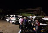 Puluhan Korban Selamat Terbakarnya KM Santika Nusantara Malam Ini Tiba di Pelabuhan Kalianget