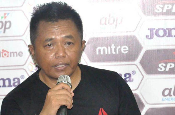 Agus Yuwono Bersyukur Pemain Baru Madura FC Bisa Cepat Beradaptasi