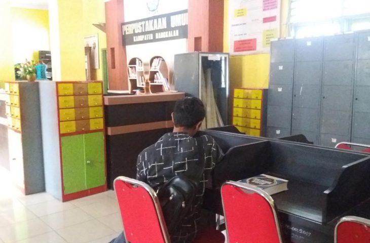 Perpusda Bangkalan Beralih Fungsi, dari Tempat Baca ke Penyedia Layanan WiFi