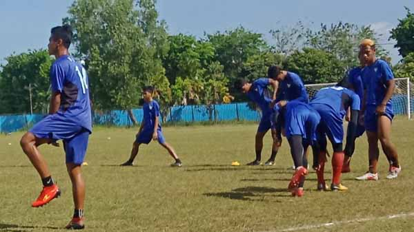 Tanpa Bayu dan Angga, Madura FC Boyong 20 Pemain Hadapi Persatu Tuban