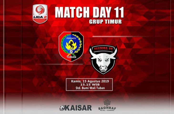 Hadapi Persatu Tuban, Madura FC Waspadai Kecepatan Pemain Lawan