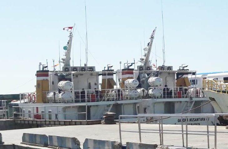 Dua Kapal Rumah Sakit Terapung di Sumenep belum Beroperasi