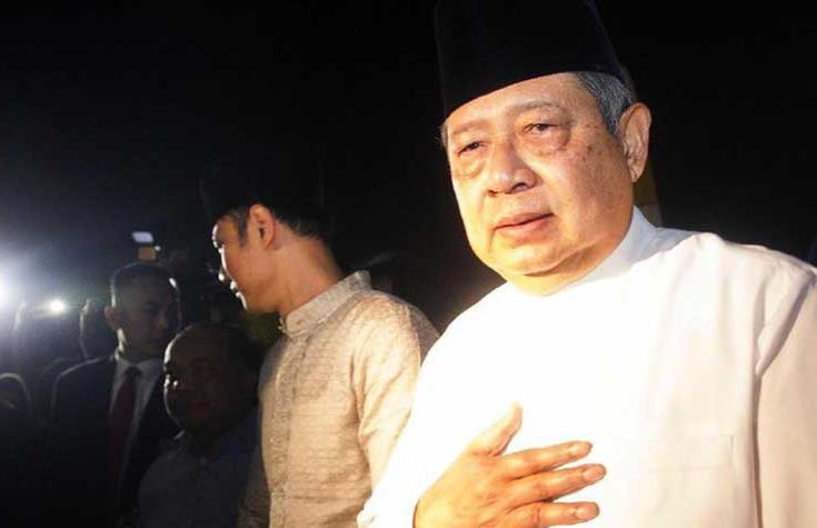 Kabar Duka, Ibunda SBY Wafat