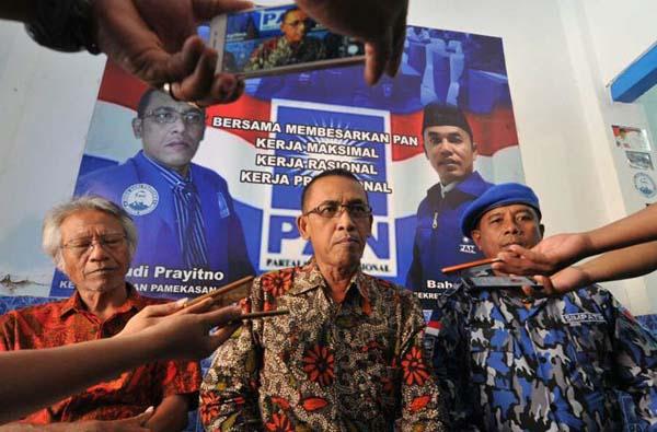 """PAN Pamekasan """"Tolak"""" Peluang Koalisi dengan PKS"""