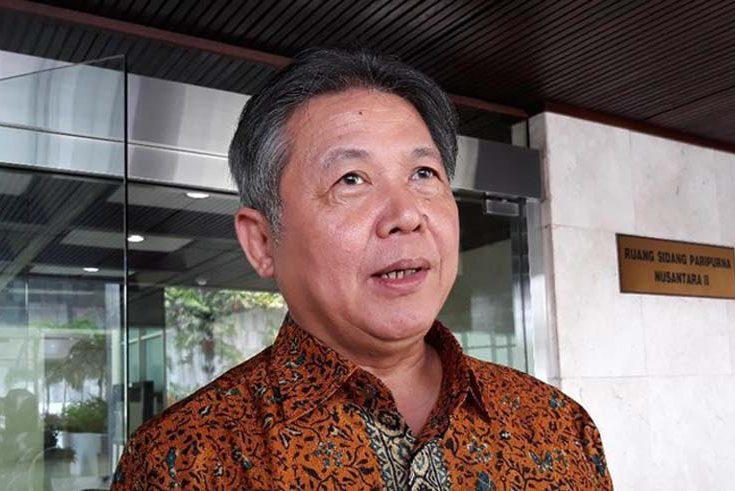 PDI Perjuangan Hormati PAN Tak Gabung Kabinet Jokowi Jilid II