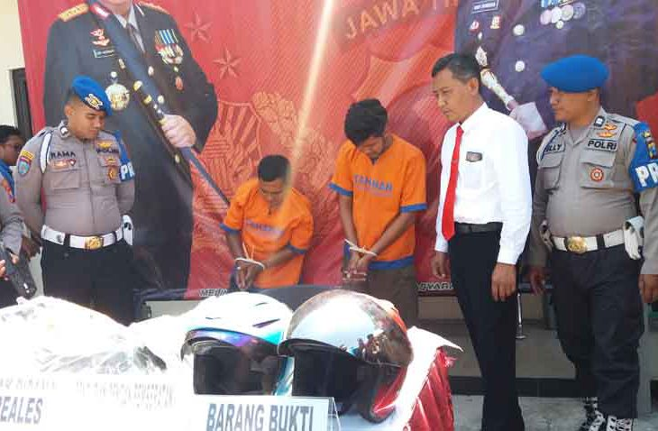 Polres Bangkalan Tembak Dua Pelaku Curanmor, Salah Satunya Baru Keluar dari Jeruji Besi