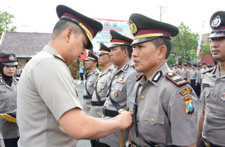 Empat Perwira Polres Pamekasan Dirotasi, Salah Satunya Kasat Reskrim