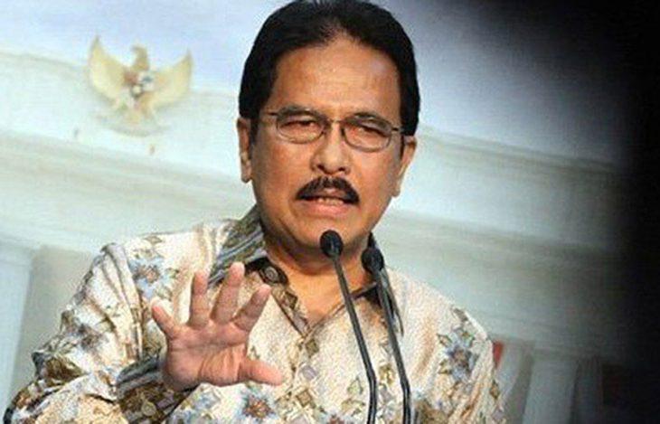 Menteri Agraria dan Tata Ruang Sofyan Djalil Sebut Lokasi Ibu Kota Baru di Kalimantan Timur