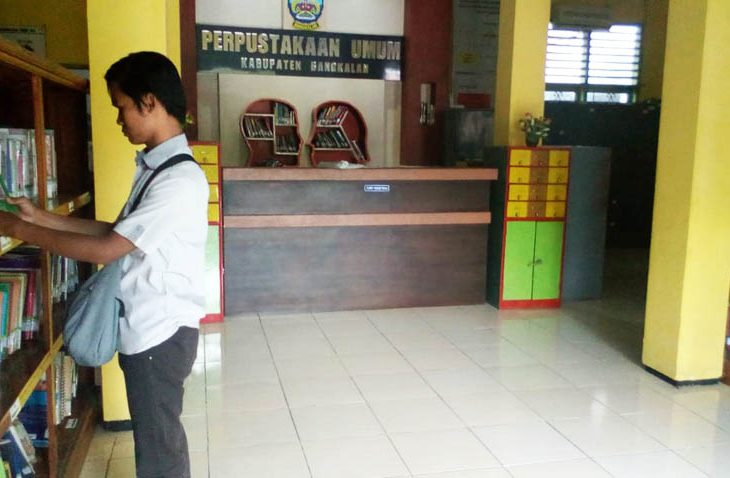 Tak Ada Penambahan Koleksi Buku, Komisi D Akan Panggil Dinas Perpustakaan Bangkalan