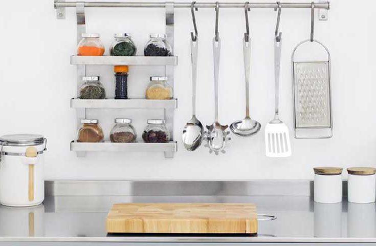 Ini 7 Tips Menata Dapur Kecil agar Terlihat Lebih Luas