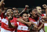 Madura United Betah di Posisi 3 Klasemen Sementara Liga 1 2019