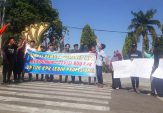 Dukung RUU KPK, Aliansi Pemuda Sumenep Turun Jalan