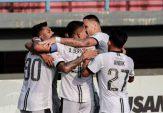 Madura United Gagal Bawa Pulang Poin dari Markas Borneo FC