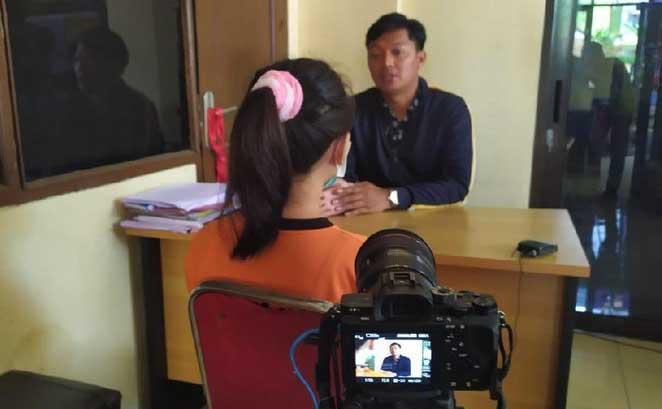 Biduan 'Seks Gangbang' Terancam 6 Tahun Bui