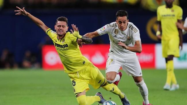 Lucas Vazquez : Real Madrid Cuma Kurang di Hasil Akhir