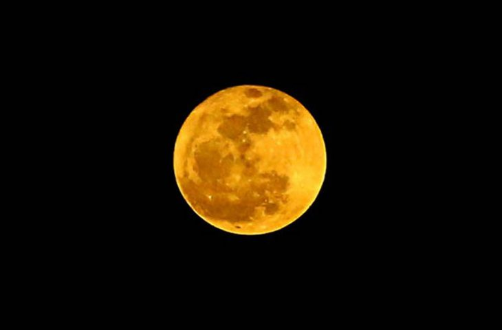 Bulan Purnama Langka Harvest Moon Bakal Terjadi Malam ini