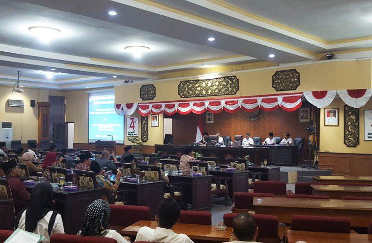Calon Pimpinan Definitif DPRD Sumenep Ditetapkan