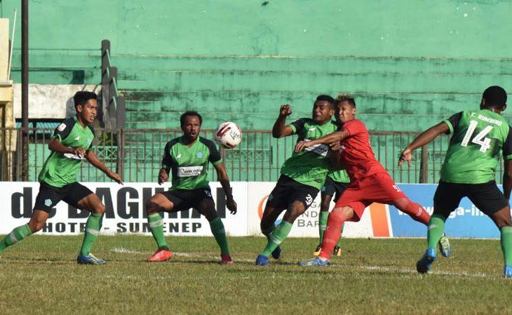 Ditahan Imbang PSBS Biak, Madura FC Gagal Perbaiki Posisi