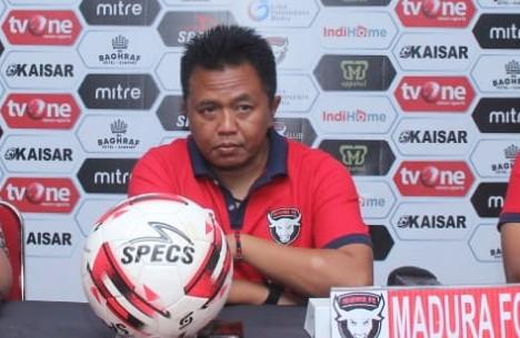 Madura FC Kontra Martapura, Begini Peluang Debut Qischil