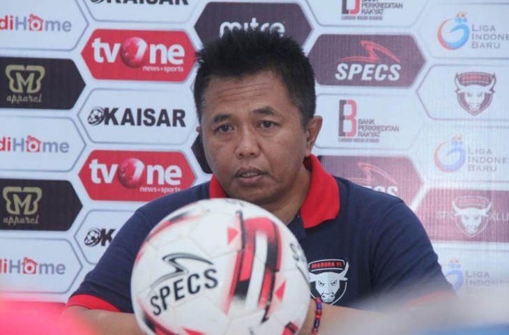 Jelang Hadapi PSBS Biak, Madura FC Harus 'Move On' dari Martapura FC