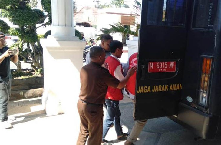 Berkas Dua Tersangka Kasus Dugaan Korupsi Berjemaah Rampung, Polres Sampang Akan Serahkan ke Kejaksaan