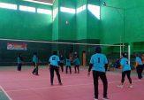 Peringati Hari Olahraga Nasional, GOW Sumenep Gelar Turnamen Bola Voli