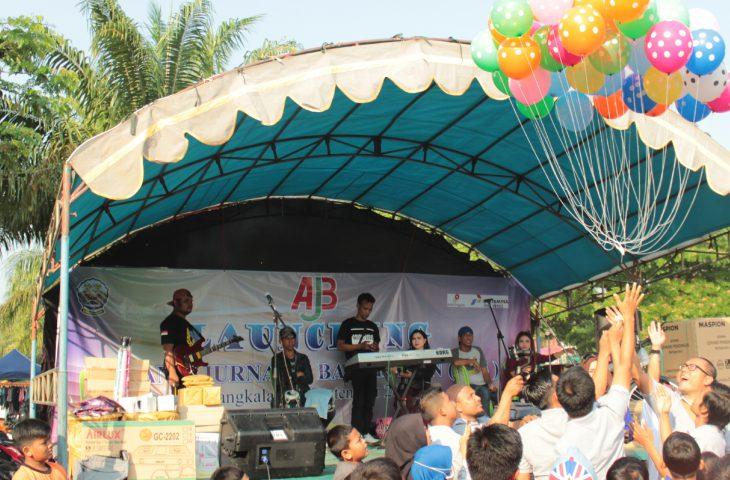 Launching AJB, Wakapolres Bangkalan Berharap Jurnalis Sajikan Berita Positif