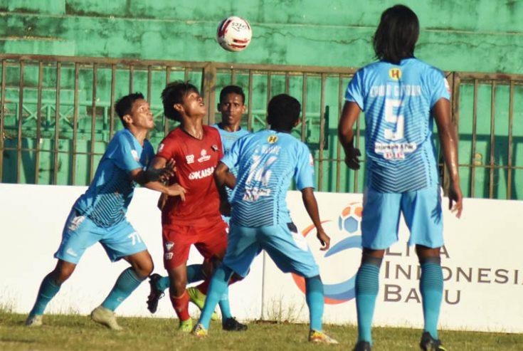 Lagi, Madura FC Kalah dari Martapura