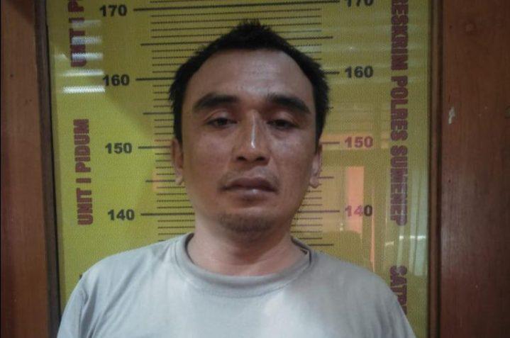 Sempat Buron, Pria Asal Ganding Sumenep Diamankan di Jakarta