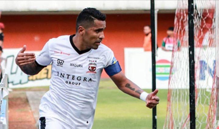 Beto Goncalves Panaskan Persaingan Top Skor Liga 1 2019