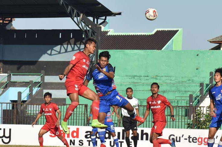 Madura FC Lagi-lagi Kalah di Kandang!