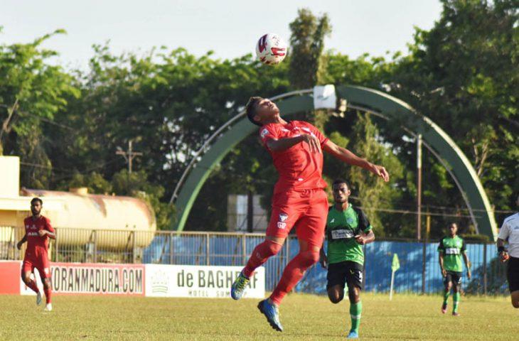 Mental Bertanding Pemain Madura FC masih Terus Dibenahi, Kenapa?